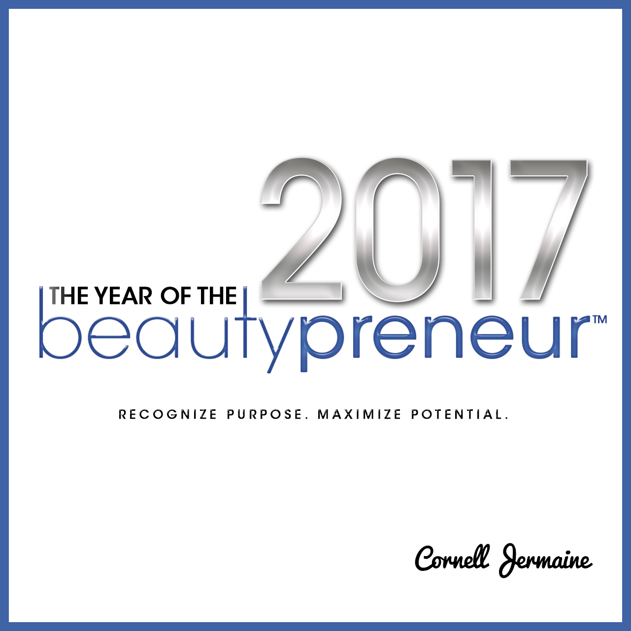 2017 The Year Of The BeautyPreneur