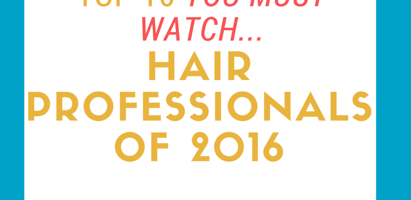 Cornell Jermaine's Top 10 You Must Watch Hair Pros of 2016