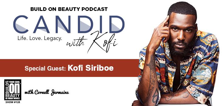CANDID with Kofi